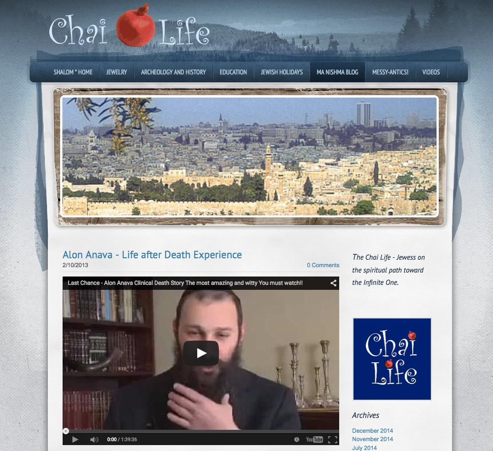 Chai Life site