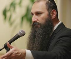 Rabbi Alon Anava