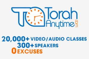 Torah Anytime website